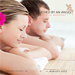 Touched By An Angel Mobile Massage Website